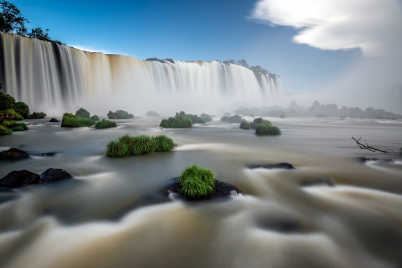 Assunto: Cataratas do Iguaçu no Parque Nacional do Iguaçu 