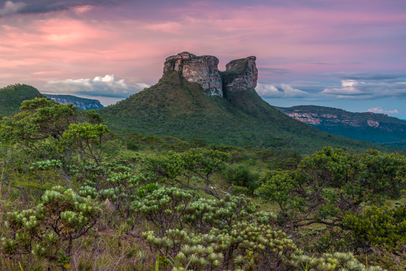 Morro do Camelo, Chapada Diamantina - BA