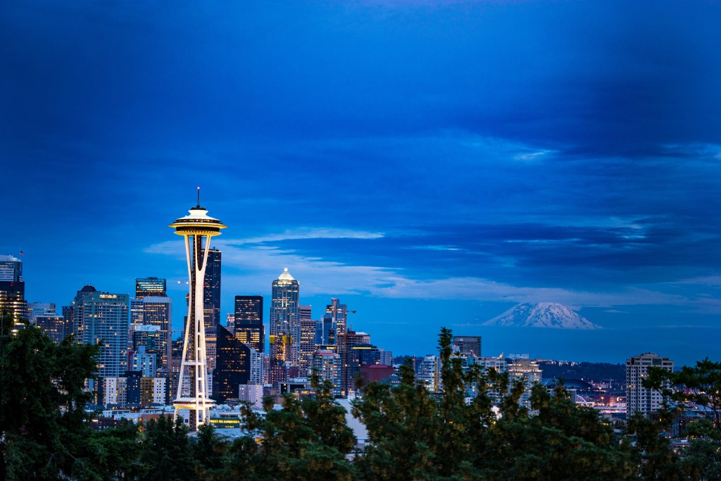 Seattle - USA - III