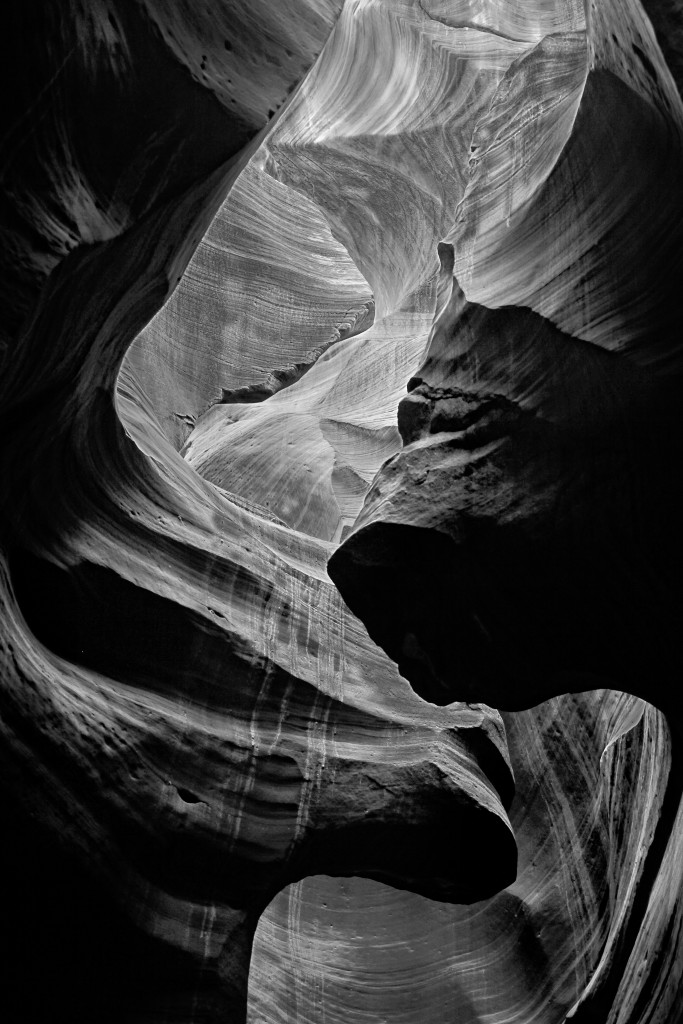 O Antelope Canyon, no Arizona, Estados Unidos - I